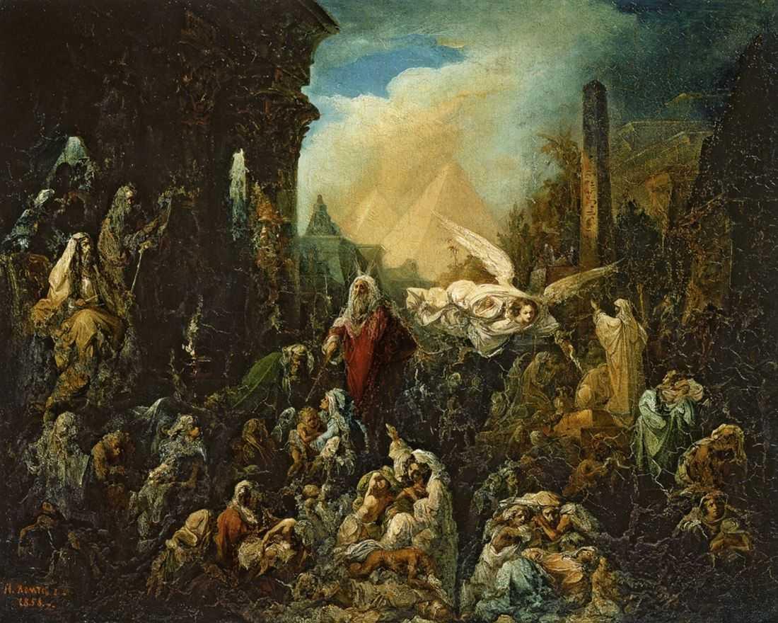 Пасха или откуда взялись христианские праздники