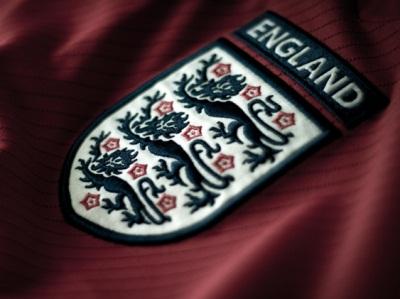 герб сборной Англии