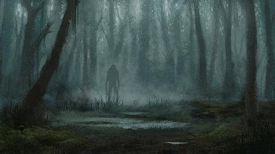 Если рассудок и жизнь дороги вам, держитесь подальше от болот...