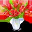 Награда |Цветы за участие в конкурсе