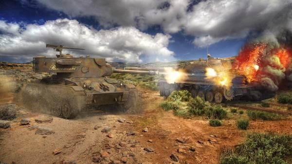 как побеждать в танках