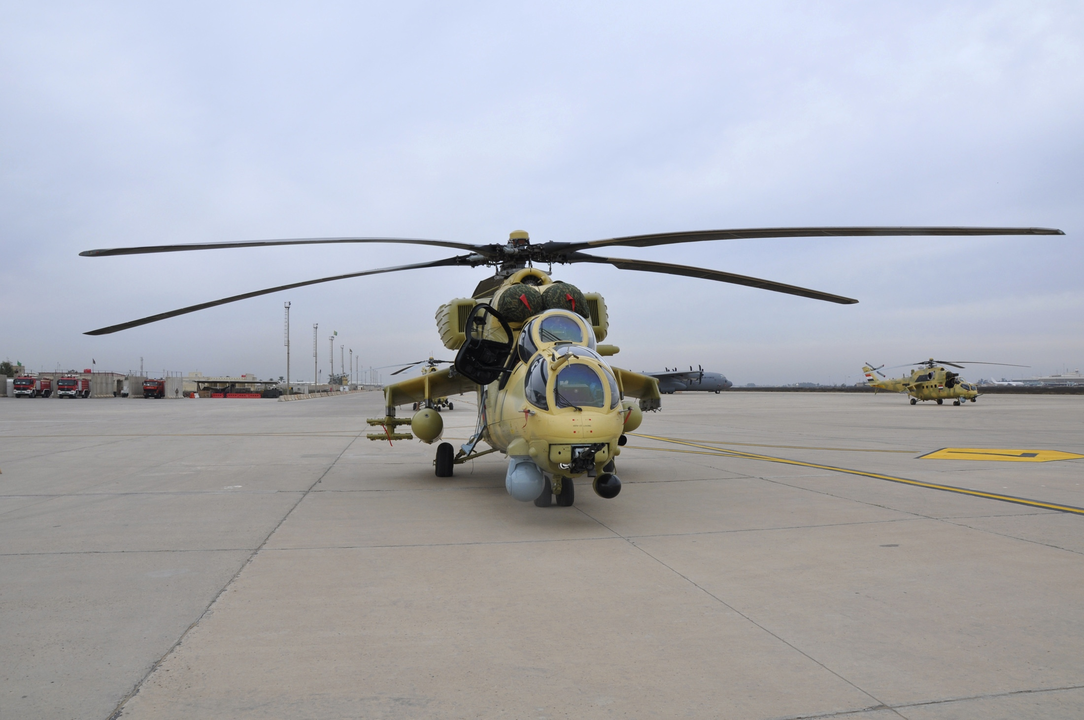 Armée Irakienne BOmGa
