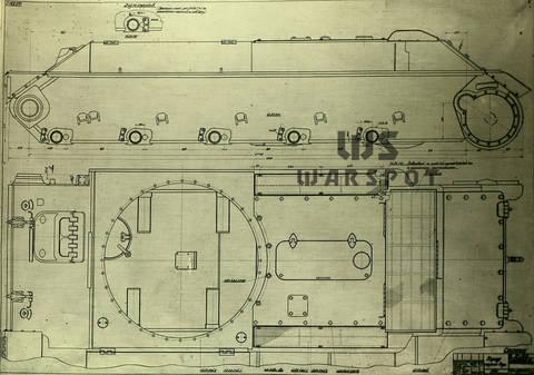 Т-43 - средний танк (1942 г.), опытный 1f3k5