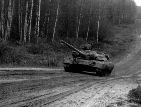 «Объект 478Д» - опытный основной боевой танк 20Yml