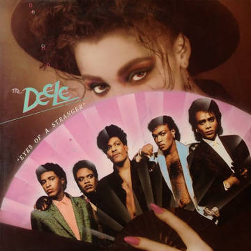 (Funk, RnB) [LP] [24 / 96] The Deele - Eyes Of A Stranger - 1987, FLAC (sides+.cue)
