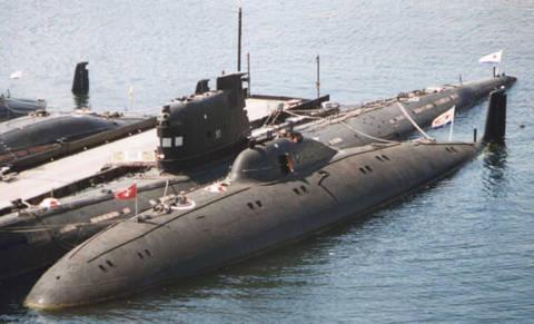 Проект 1710 «Макрель» - научно-исследовательская подводная лодка - лаборатория 4Duho