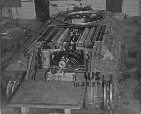 Т-43 - средний танк (1942 г.), опытный 80YBk