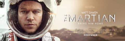 Марсианин The Martian