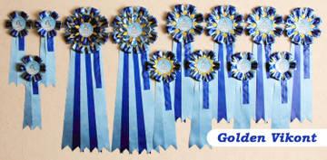 Наградные розетки на заказ от Golden Vikont AE4dJ