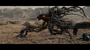 Визуальная подборка образа Арахнид(ы), цивилизации пауков, в(м)фильмах