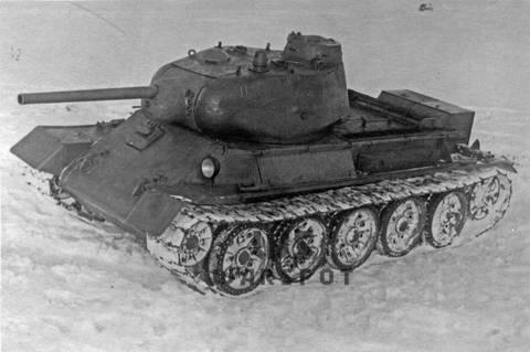 Т-43 - средний танк (1942 г.), опытный GadgR