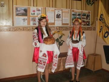 Встреча гостей из Германии.