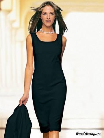 выкройка основа женского платья