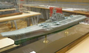 Проект 1143.4 - тяжелый авианесущий крейсер Kbaqv