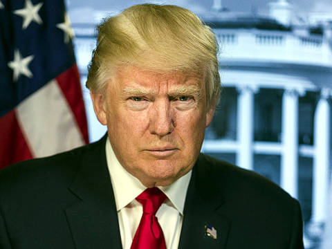 Дональд Трамп Donald John Trump