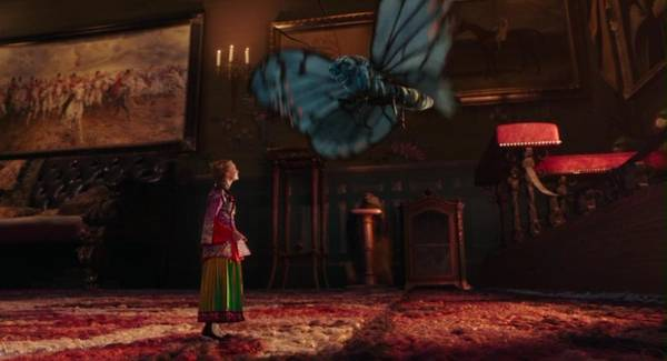Алиса в Зазеркалье Alice Through the Looking Glass