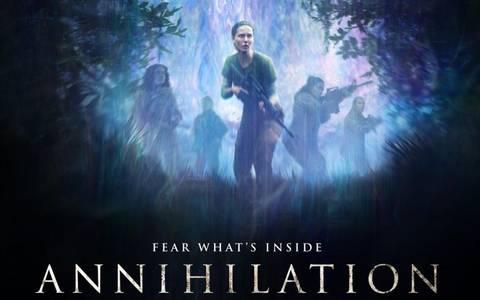 Аннигиляция. Annihilation