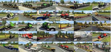 Пак прицепов и грузов V 2 KpsGM