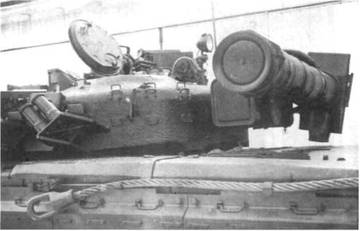 Т-80У («Объект 219АС») - основной боевой танк NPuNg