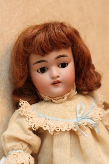 Антикварная кукла Кестнер 168 молд