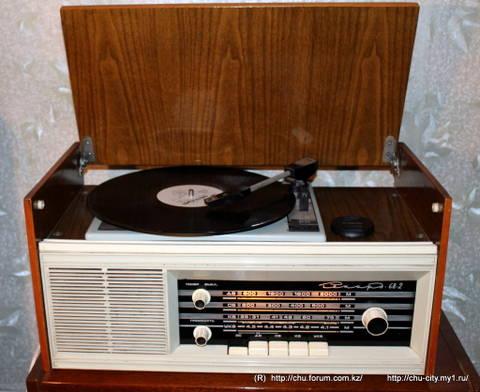Радиола «Рекорд-68»