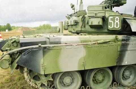 Т-80УД («Объект 478Б») - основной боевой танк TgDl9