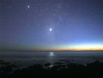 Звёздное небо Данте