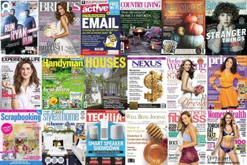 Download Assorted Magazines - October 2 2017 (True PDF) Torrent