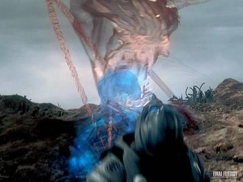 Последняя фантазия Final Fantasy: The Spirits Within